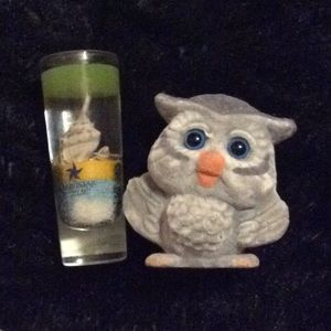 NEW CANDEL & OWL FIGURE SOUVENIRS FROM MEXICO
